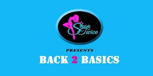 Shon Twice & Co Beginners Class
