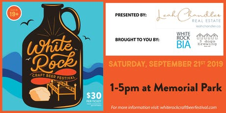 White Rock Craft Beer Festival tickets