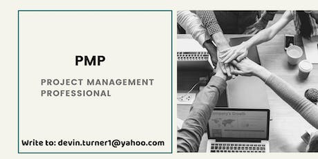 PMP Certification Classroom Training in Clovis, NM tickets