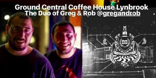 Comedy night at ground central coffee house lynbrook