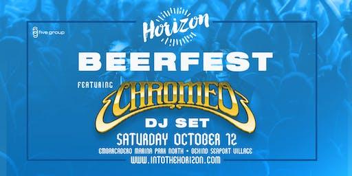 San Diego Horizon Beer Festival 2019 - Oktoberfest w/ CHROMEO