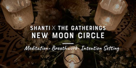 New Moon Meditation at Shanti Hot Yoga tickets