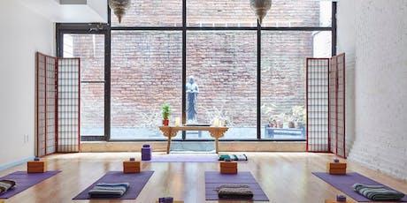 Divine Feminine Yoga & Essential Oils Workshop tickets