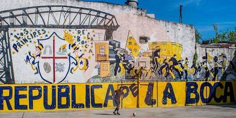 La Boca: inmigrantes, conventillos y Quinquela Martín entradas