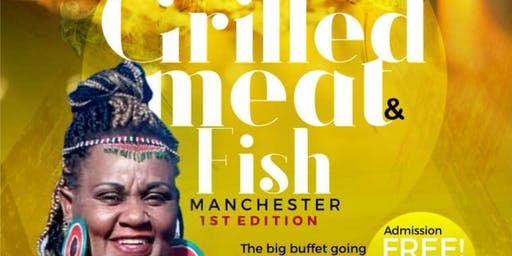 Cultural  festival of grilled meat Manchester 1st edition and chicken