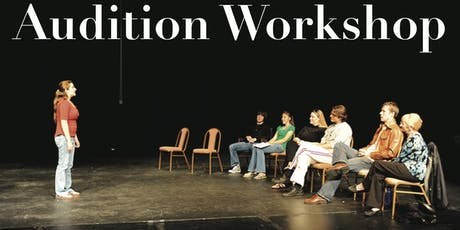 On-Camera Auditioning Workshop (Free after refundable deposit!) tickets