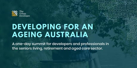 Developing for an Ageing Australia - Melbourne tickets