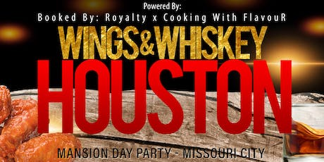 Wings & Whiskey Houston tickets