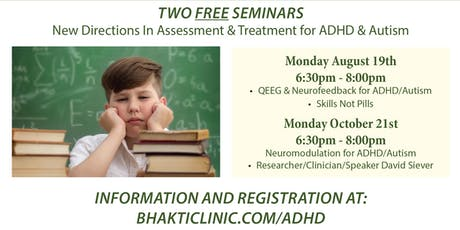 ADHD & Autism - Audio Visual Entrainment  w/Bioelectric Medicine tickets