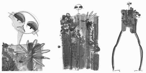 Fashion Illustration Workshop | Summer Workshop (5 Days, Sydney Campus)