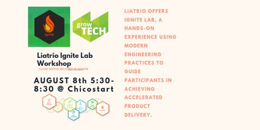 Liatrio Ignite Lab Workshop - Cloud Native Delivery In Action