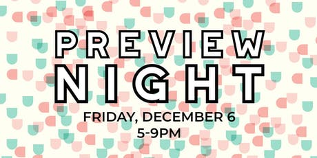 UCU Preview Night 2019 tickets