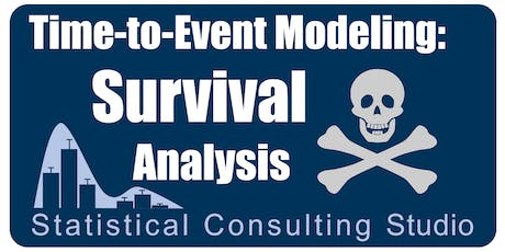 Stat Studio Workshops -Fall 2019, Day 3/7- Time-to-Event/Survival Analysis, part 1 tickets