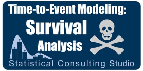 Stat Studio Workshops -Fall 2019, Day 4/7- Time-to-Event/Survival Analysis, part 2 tickets