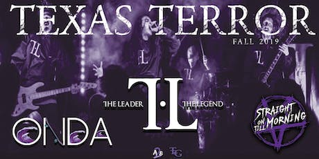 The Leader The Legend tickets