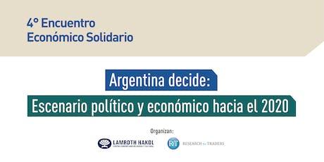 4º Encuentro Económico Solidario entradas