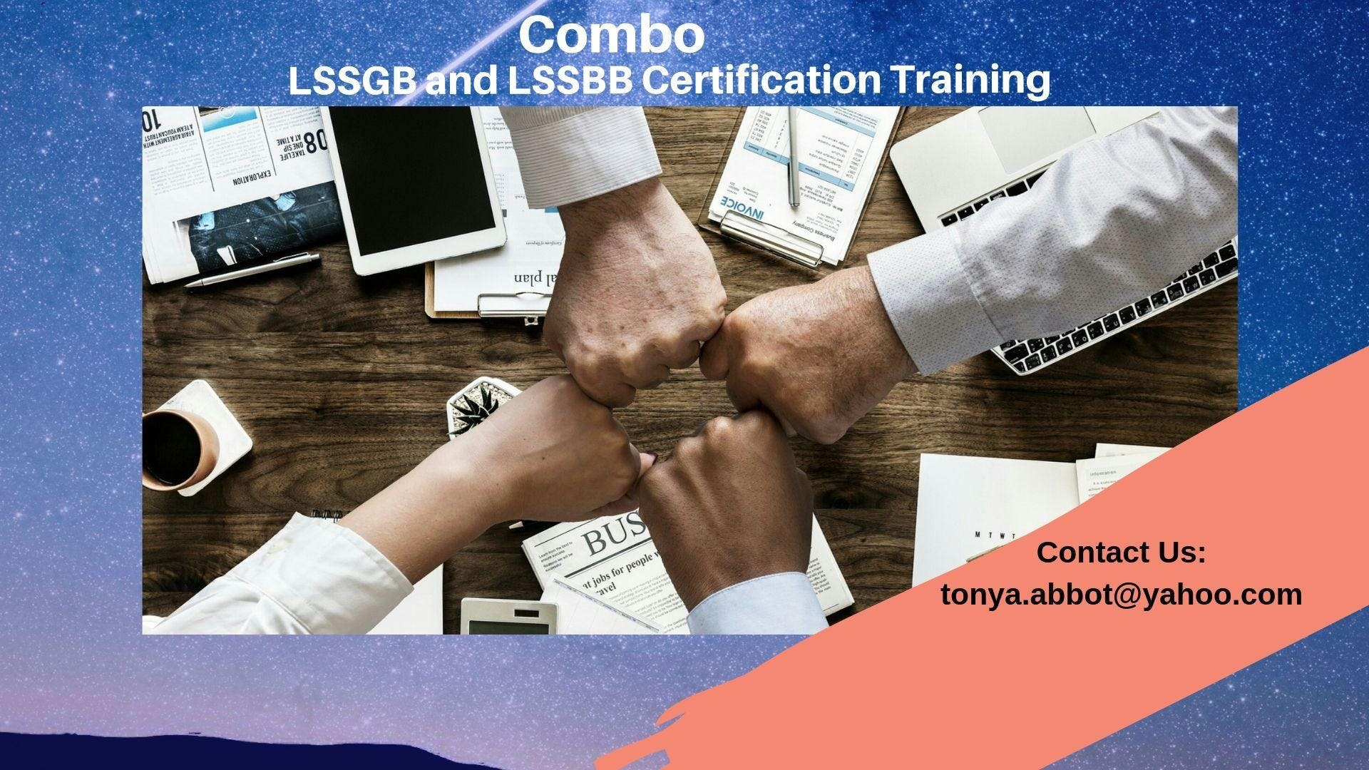 Combo Lean Six Sigma (LSSGB)&(LSSBB) Certification Training in Boise, ID