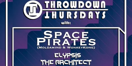 Space Pirates // Elypsis the Architect // Jake Walker // DJ Trail Mix tickets