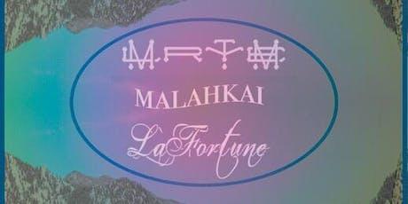 MlrTyme w/ Malahkai and LaFortune tickets