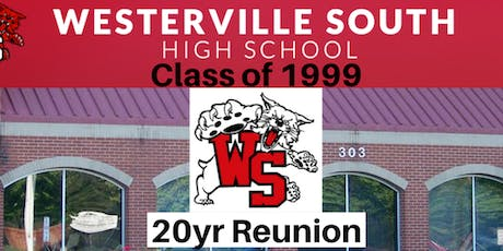 Westerville South Class of 1999--20 Year Reunion tickets