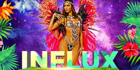 INFLUX | THE MIAMI CARNIVAL STARTER. tickets
