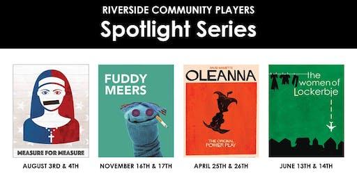 Spotlight Series Season Ticket