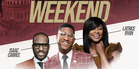 Authenticity Weekend tickets