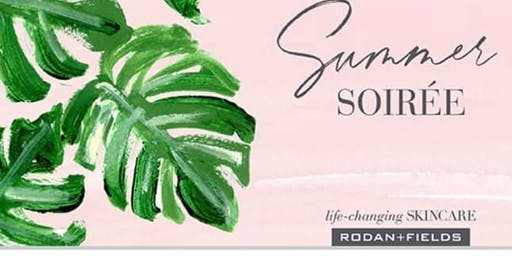 Rodan and Fields Summer Soiree