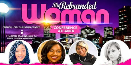 The Rebranded Woman Conference 2019 tickets