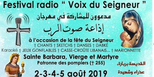 Festival Voix du Seigneur