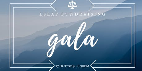 LSLAP Gala 2019 tickets