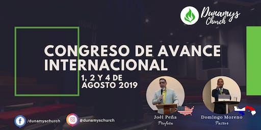Congreso de Avance Internacional