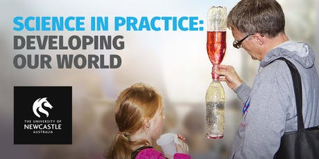 Science In Practice - Developing Our World tickets