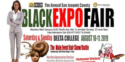 SAN JOAQUIN BLACK EXPO FAIRE