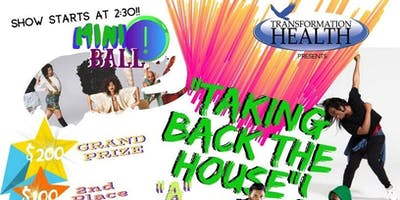 """""""Taking Back The House!"""" House Party and Fundraiser"""