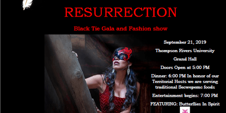 Resurrection Fashion Show and Gala tickets