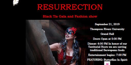 Resurrection Fashion Show and Gala