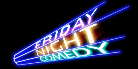 Friday Night Laughs featuring JIMMY MACKINLEY tickets