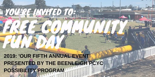 Free Community Fun Day- Beenleigh PCYC