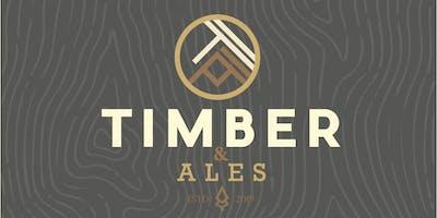 Timber & Ales 3.0: Art - Wood - Beer