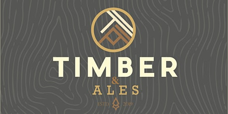 Timber & Ales: Art - Wood - Beer tickets
