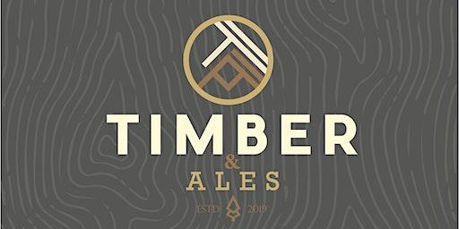 Timber & Ales: Art - Wood - Beer