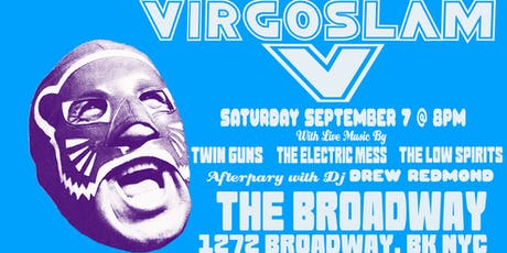 VIRGO SLAM with Twin Guns / The Electric Mess / The Low Spirits tickets