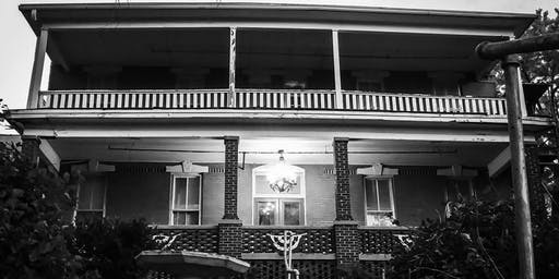Halloween Overnight Ghost Hunt at Beattie Mansion