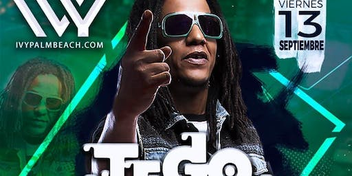 TEGO CALDERON LIVE @ IVY PALM BEACH FRIDAY SEPT 13th!