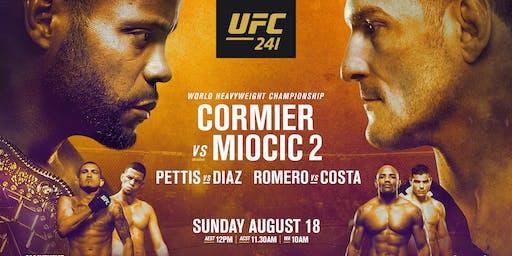 UFC 241 - Cormier V Miocic 2