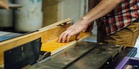 Tablesaw Bootcamp tickets