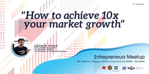 How To Achieve 10x Your Market Growth