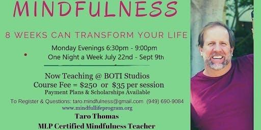 Anaheim Mindfulness Course