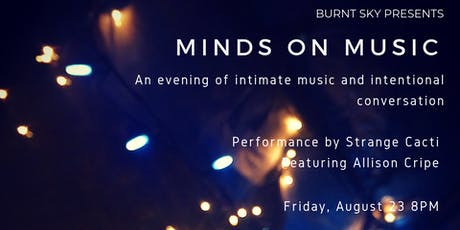 Minds On Music tickets